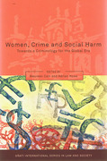 Cover of Women, Crime and Social Harm: Towards a Criminology for the Global Age