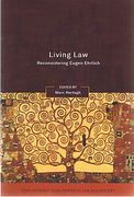 Cover of Living Law: Reconsidering Eugen Ehrlich