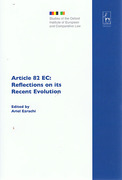 Cover of Article 82 EC: Reflections on Its Recent Evolution