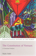 Cover of The Constitution of Vietnam: A Contextual Analysis