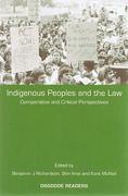 Cover of Indigenous Peoples and the Law: Comparative and Critical Perspectives