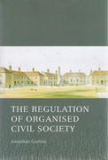 Cover of The Regulation of Organised Civil Society