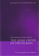 Cover of The Legal Order of the Oceans: Basic Documents on the Law of the Sea