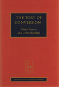 Cover of The Tort of Conversion