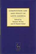 Cover of Competition Law and Policy in Latin America
