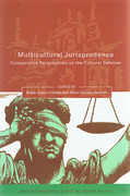 Cover of Multicultural Jurisprudence: Comparative Perspectives on the Cultural Defence