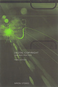Cover of Digital Copyright: Law and Practice