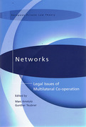 Cover of Networks: Legal Issues of Multilateral Co-operation