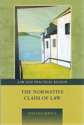 Cover of The Normative Claim of Law