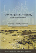 Cover of Criminology and Archaeology: Studies in the Looting of Antiquities