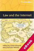 Cover of Law and the Internet: A Foundation for Electronic Commerce (eBook)