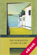 Cover of The Normative Claim of Law (eBook)