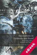 Cover of Innovations in Evidence and Proof: Integrating Theory, Research and Teaching (eBook)