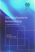 Cover of The Employment Relationship: A Comparative Overview