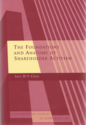 Cover of The Foundations and Anatomy of Stakeholder Activism