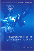 Cover of Transnational Organised Crime in International Law