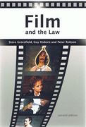 Cover of Film and the Law: The Cinema of Justice