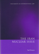 Cover of The Iran Nuclear Issue