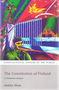 Cover of The Constitution of Finland: A Contextual Analysis