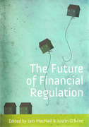 Cover of The Future of Financial Regulation