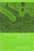 Cover of Mixed Agreements Revisited : The EU and its Member States in the World