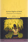 Cover of Human Rights at Work: Perspectives on Law and Regulation