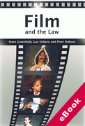 Cover of Film and the Law: The Cinema of Justice (eBook)