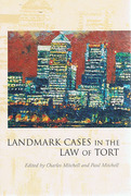 Cover of Landmark Cases in the Law of Tort
