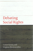 Cover of Debating Social Rights