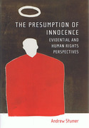 Cover of The Presumption of Innocence: Evidential and Human Rights Perspectives