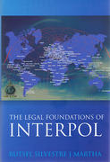 Cover of Legal Foundations of INTERPOL