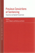 Cover of Previous Convictions at Sentencing: Theoretical and Applied Perspectives