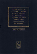 Cover of Dalhuisen on Transnational and Comparative Commercial, Financial and Trade Law: Boxed Set