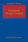 Cover of European Merger Control