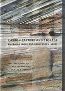 Cover of Carbon Capture and Storage: Emerging Legal and Regulatory Issues