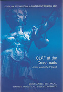 Cover of OLAF at the Crossroads: Action against EU Fraud