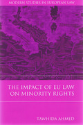 Cover of The Impact of EU Law on Minority Rights