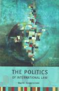 Cover of The Politics of International Law