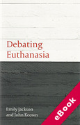 Cover of Debating Euthanasia (eBook)