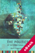 Cover of The Politics of International Law (eBook)