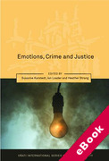 Cover of Emotions, Crime and Justice (eBook)