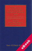 Cover of Principles of European Constitutional Law (eBook)