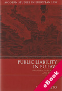 Cover of Public Liability in EU Law: Brasserie, Bergaderm and Beyond (eBook)