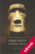 Cover of Human Dignity in Bioethics and Law (eBook)
