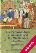 Cover of The Payment Order of Antiquity and the Middle Ages: A Legal History (eBook)