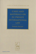 Cover of Cases and Materials on EU Private International Law