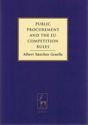 Cover of Public Procurement and the EU Competition Rules