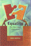 Cover of Equality: The New Legal Framework