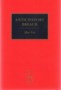 Cover of Anticipatory Breach