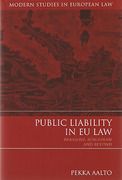 Cover of Public Liability in EU Law: Brasserie, Bergaderm and Beyond